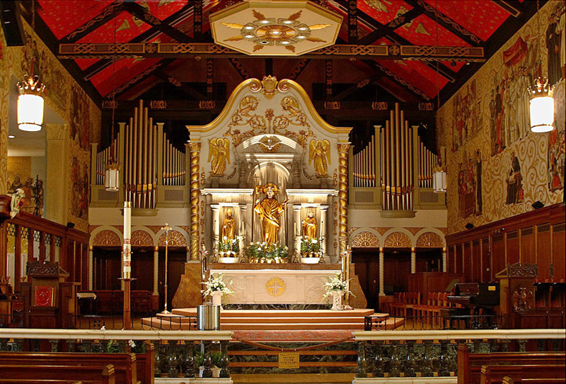 Cathedral Basilica   Jacksonville, St. Augustine ...