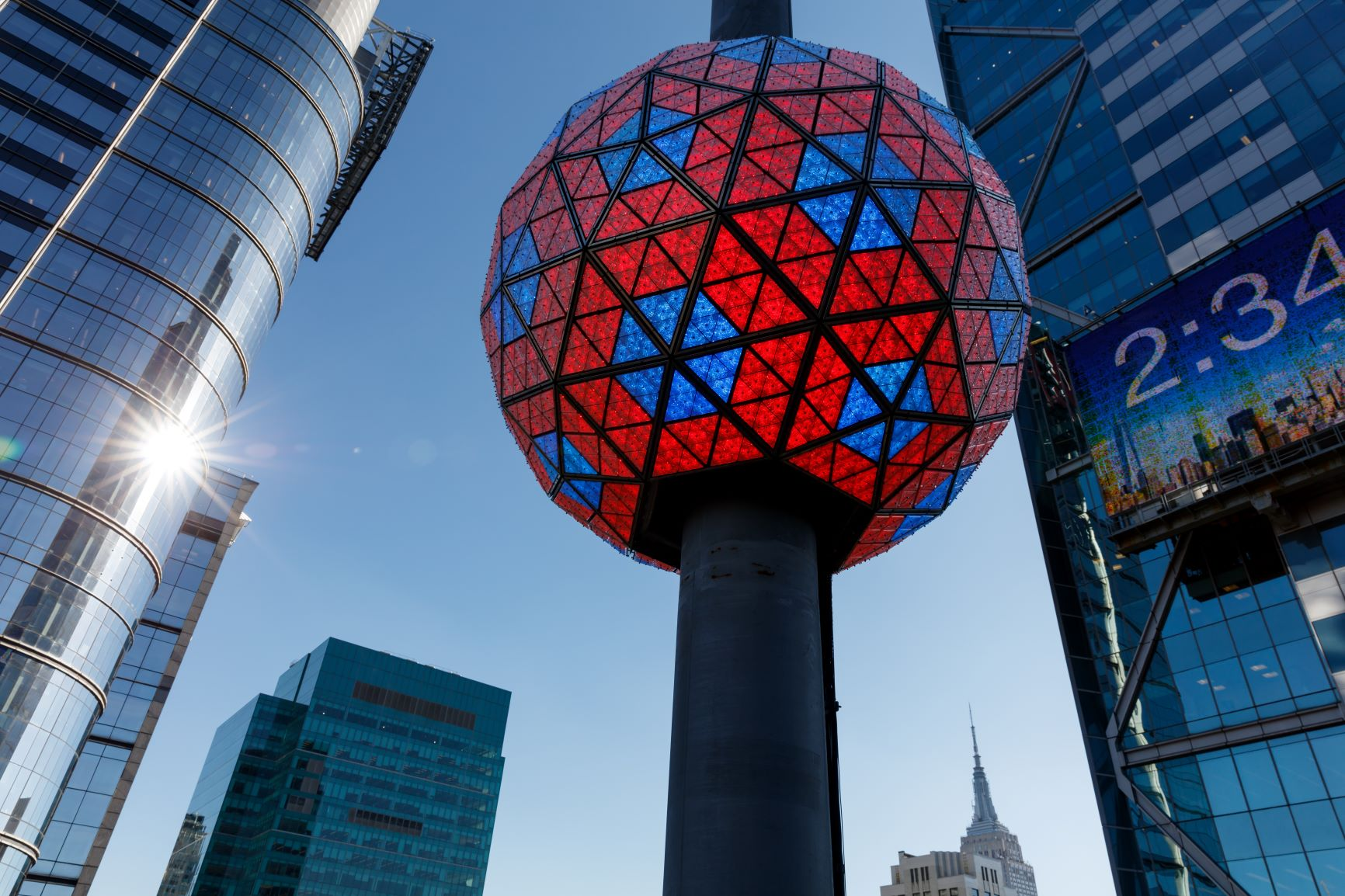 The Times Square Ball Drop will be streamed commercial-free | WhereTraveler