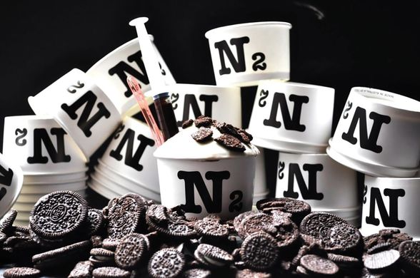 Take things to the extreme at N2 Extreme Gelato