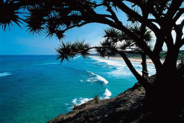 Point Lookout at North Stradbroke Island