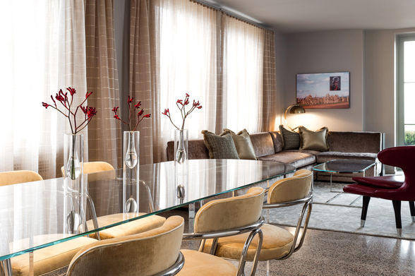The 21c Suite Is 21c Durhamu0027s Largest Suite And Occupies The Entire 15th  Floor, Offering