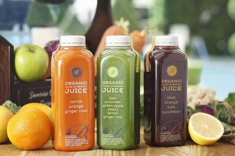 Get in on the cold-pressed juice craze (©MGM Resorts International)