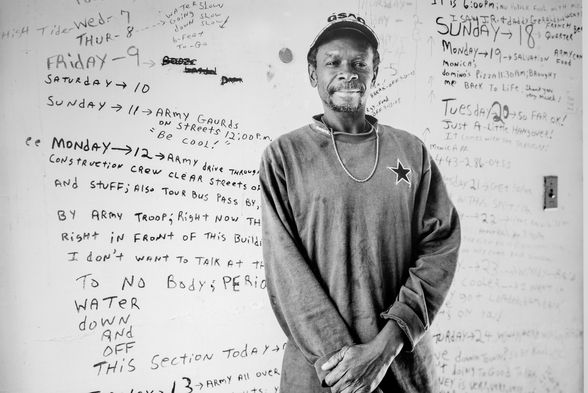 Tommie Elton Mabry (©Lousiana State Museum/Shawn Fink)