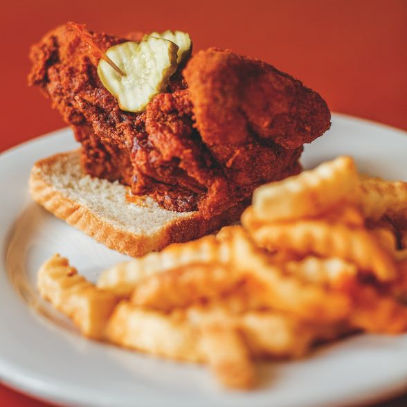Hattie B's Hot Chicken, Nashville, TN