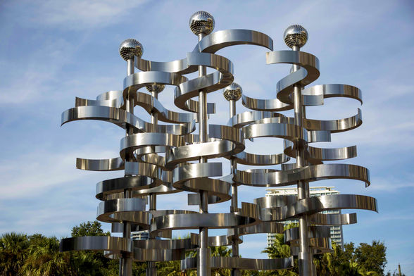 Union by Ralfonso Gschwend, courtesy of See Art Orlando