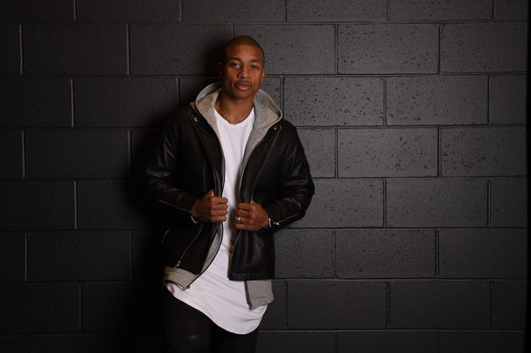 Out-takes from our Jan. 4, 2017, photo shoot with Boston Celtics point guard Isaiah Thomas. (Style credit: Apparel: Balmain (denim), Balenciaga (sneakers), ALBA (shirt, sweatshirt, jacket). Photo: ©Brian Babineau for Where Boston)