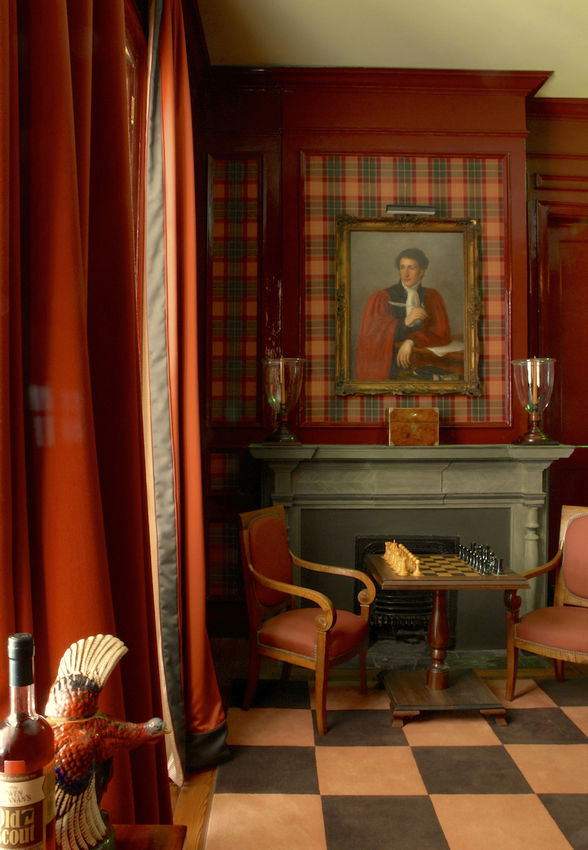 Brennan's Morphy Room in New Orleans