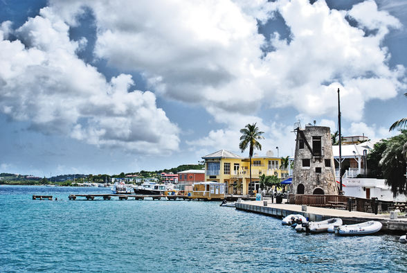Christiansted, St. Croix