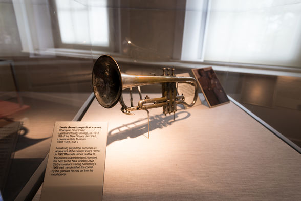 Jazz Museum at the Old US Mint New Orleans