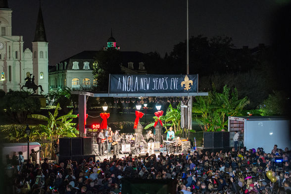 Where to Spend New Year's Eve in New Orleans | WhereTraveler