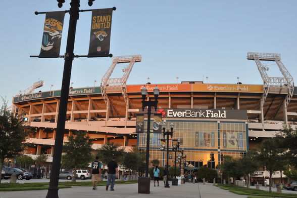 EverBank Field Things to do and see in Jacksonville