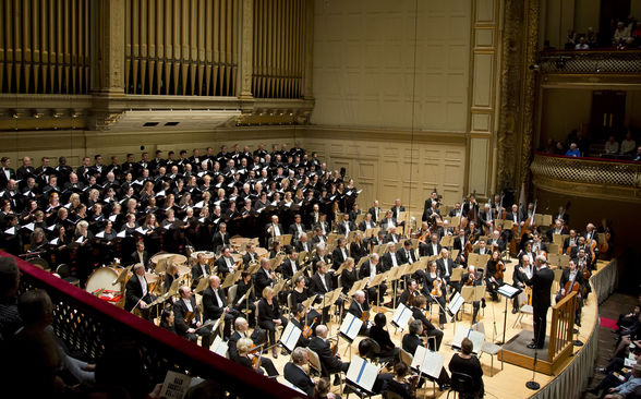 The Boston Symphony Orchestra has created an aural and visual online experience