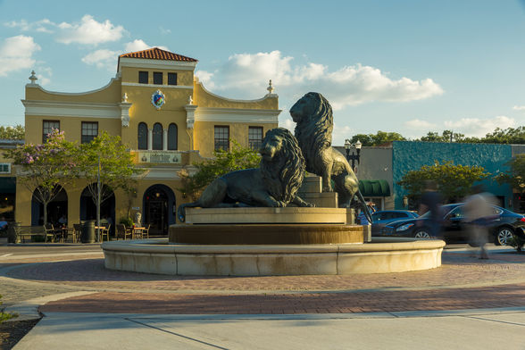 San Marco Square - THings to do in Jacksonville