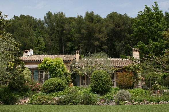 La Peetch, Julia Child's summer home in France
