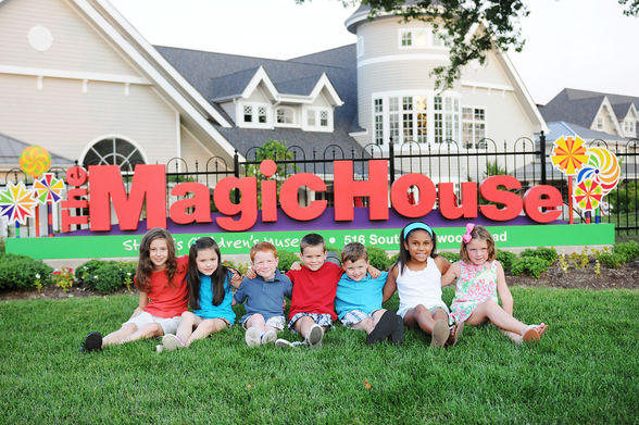 Magic House-St. Louis Children's Museum