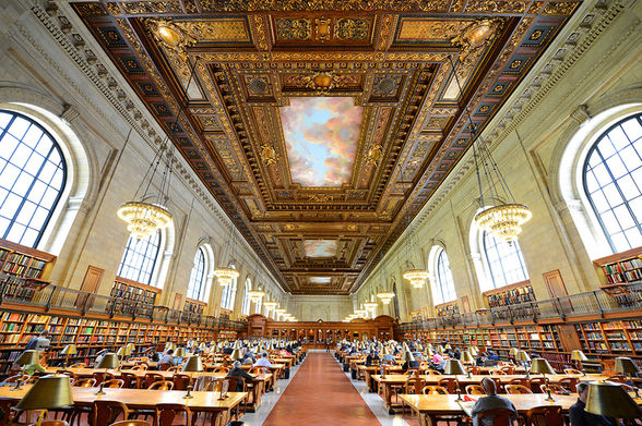The New York Public Library has uploaded photo collections, manuscripts, design renderings, nature drawings and more | WhereTraveler
