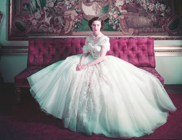 Princess Magaret photographed by Cecil Beaton