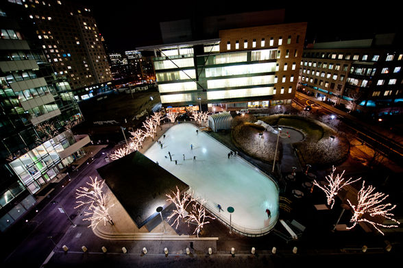 Kendall Square rink
