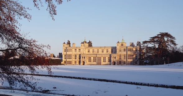 Audley End, Sussex, UK