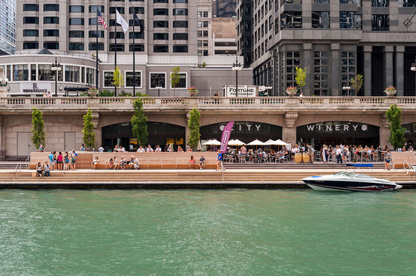 Higher-end imbibing can be had at City Winery's river spot | WhereTraveler