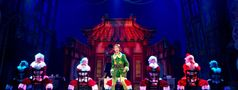"""""""Elf The Broadway Musical"""" in Boston"""