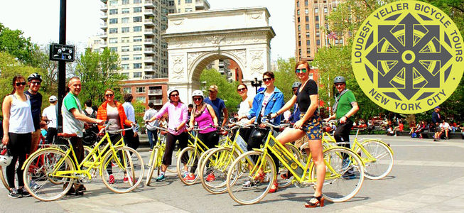 Loudest Yeller Bicycle Tours