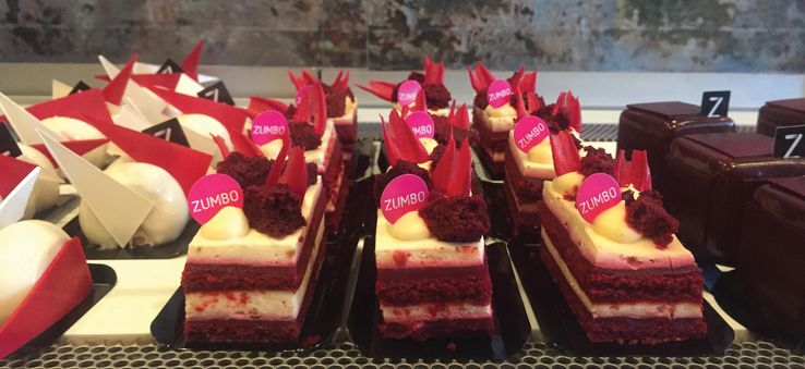 Delectable desserts from Adriano Zumbo