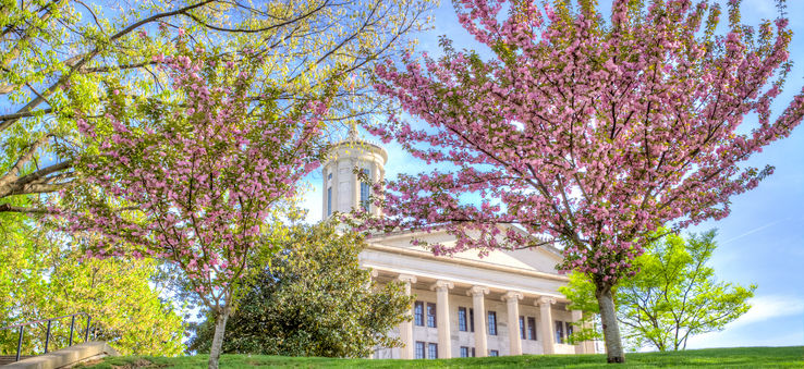 Tennessee State Capitol grounds