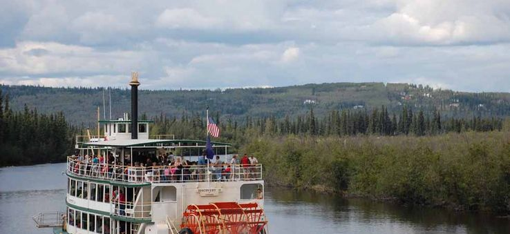 Riverboat Discovery-Fairbanks