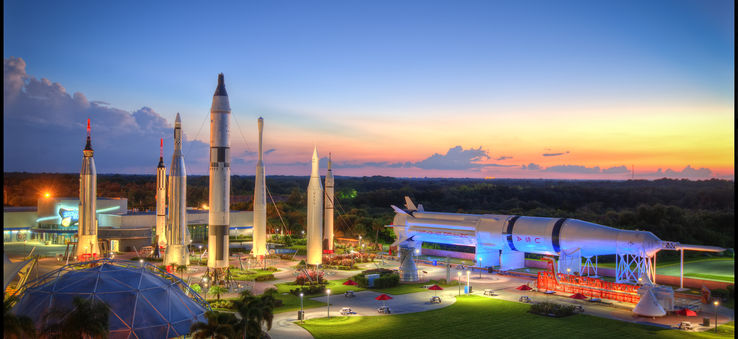 Kennedy Space Center, Cape Canaveral
