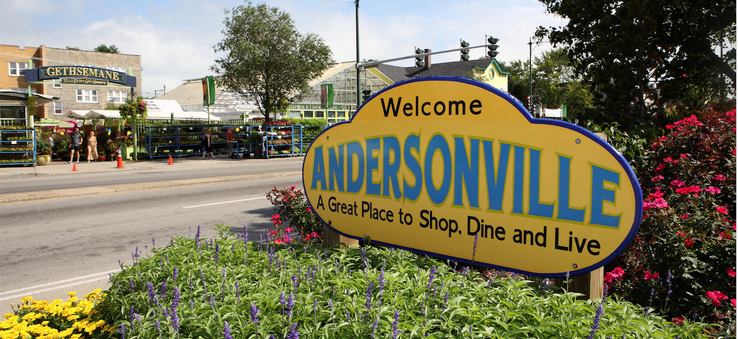 Welcome to Andersonville Chicago