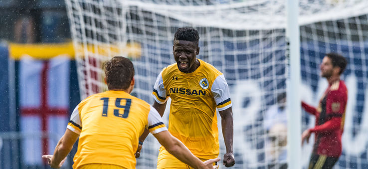 new products 39f71 ba178 The Countdown to Nashville SC's Inaugural Home Opener Is On ...