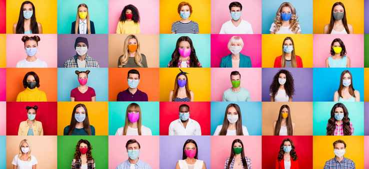 Many designer labels are making more than just fashion statements with their masks; they're donating portions of mask sales to charitable organizations around the world | WhereTraveler