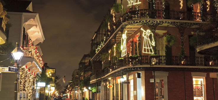 new orleans christmas pictures