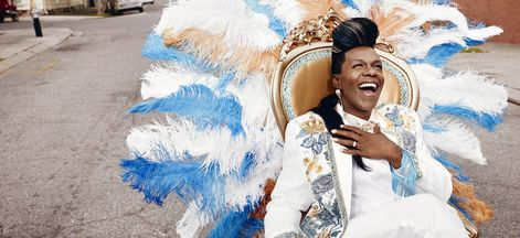 Big Freedia, Queen of Bounce. (©Fuse Network/The Lippin Group)