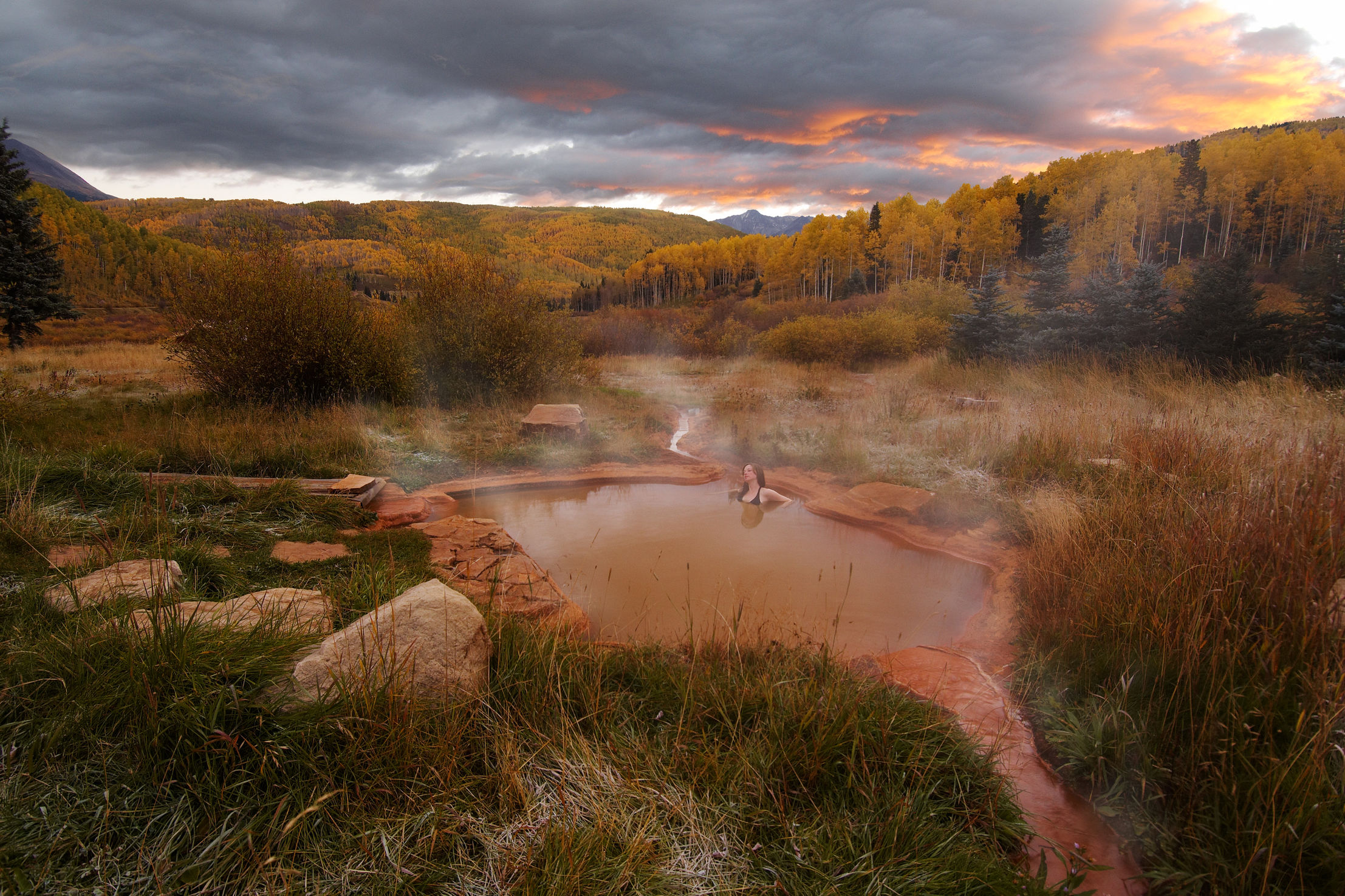 14 Soak-Worthy Hot Springs to Chase
