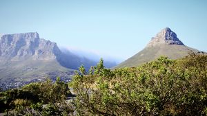 Table Mountain + Lion's Head, Cape Town, South Africa