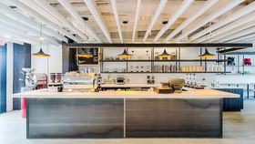 Maketto's coffee bar (Rey Lopez, courtesy Maketto)