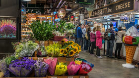 Get an inside look of Reading Terminal Market on the Taste of Philly Food Tour.