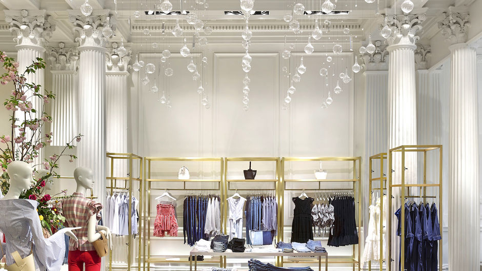 Boyds Philadelphia  the classic women's (and men's) mini department store wins customers (and new converts) in its just-renovated digs | WhereTraveler
