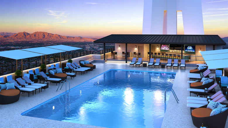 Image result for rooftop pool
