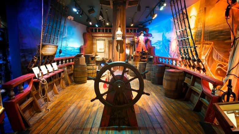 Pirate Museum in St. Augustine