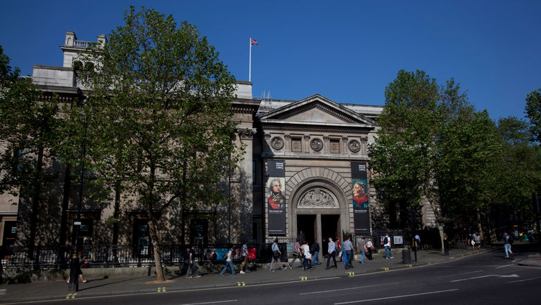 National Portrait Gallery, London, UK