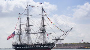 A perennial highlight of Charlestown is the USS  Constitution Museum | WhereTraveler