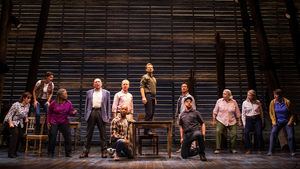 """The cast of """"Come From Away"""""""