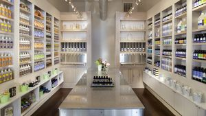 The EO boutique in Mill Valley