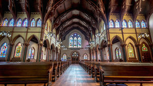 Christ Church Cathedral in New Orleans, Louisiana