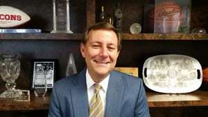 William Pate, president and CEO of Atlanta's CVB