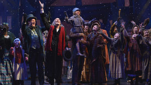 """The Christmas Carol"" at the American Conservatory Theater"