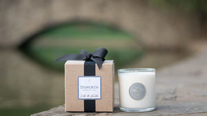 Customizable soy candle from Ella B. Candles